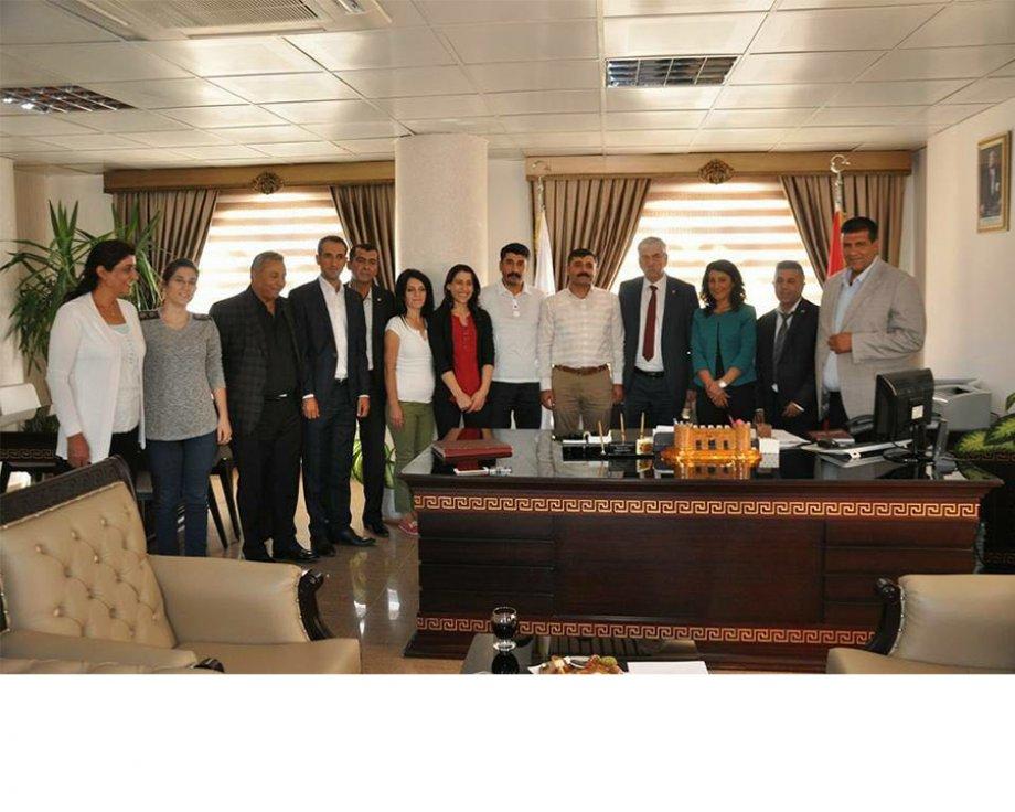 Mardin Kızıltepe'de Toplu Sözleşme