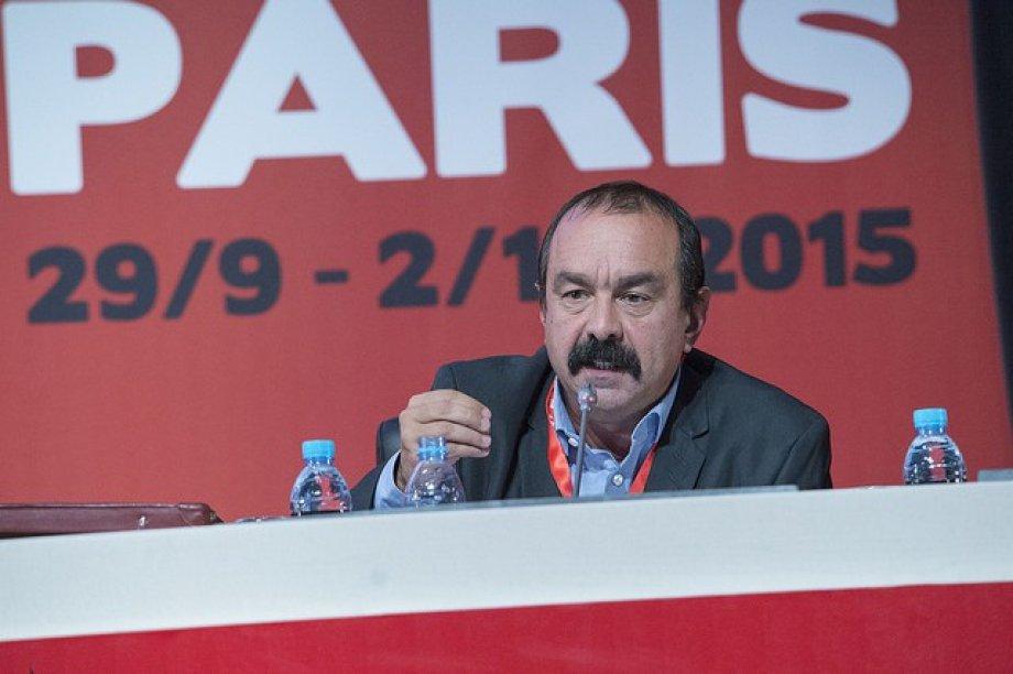 Fransız Sendikalar Konfederasyonu CGT'nin Paris Katliamı'na ilişkin açıklaması