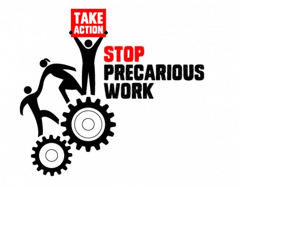 Güvencesiz Çalışmaya Karşı IndustriALL Sendikaları Sokağa Çıktı!