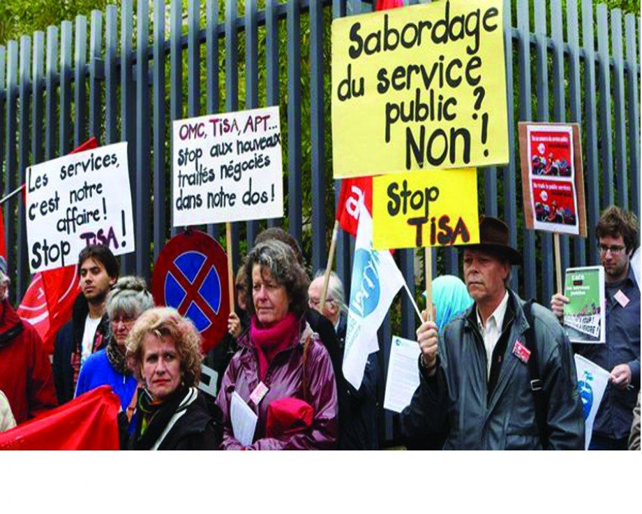 Uluslararası Sendikalardan Açıklama: Görüşmeler durdurulsun – TiSA müzakereleri sona ersin
