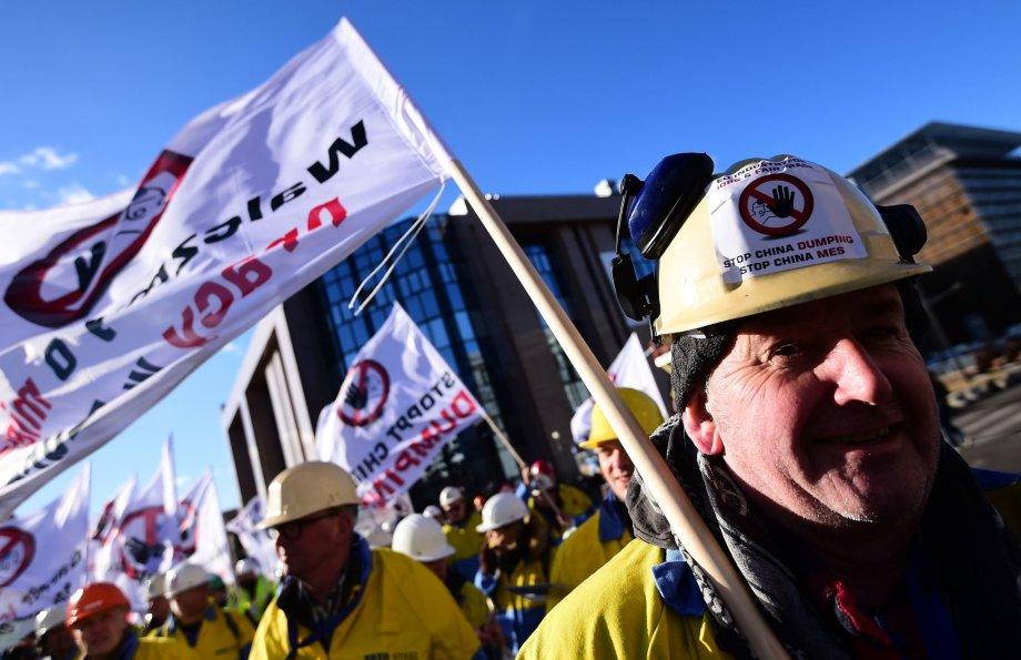 Avrupa İşçileri Mücadelede