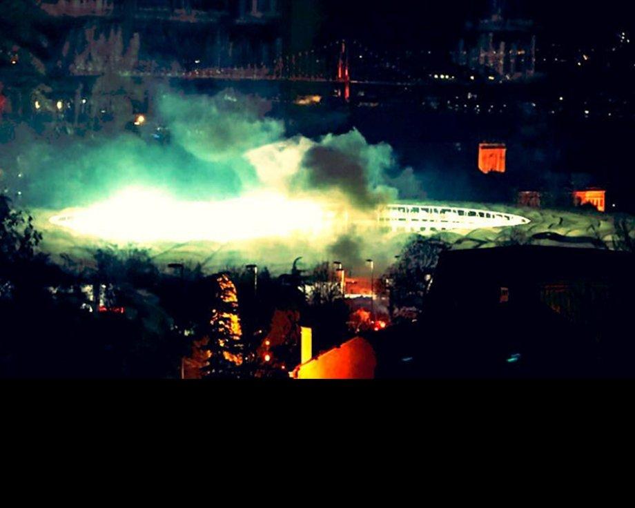 Beşiktaş'ta Yaşanan Bombalı Terör Saldırısını Lanetliyoruz