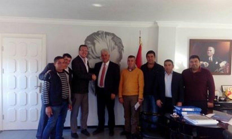 Çeşme Belediyesi ile Toplu İş Sözleşmesi İmzaladık