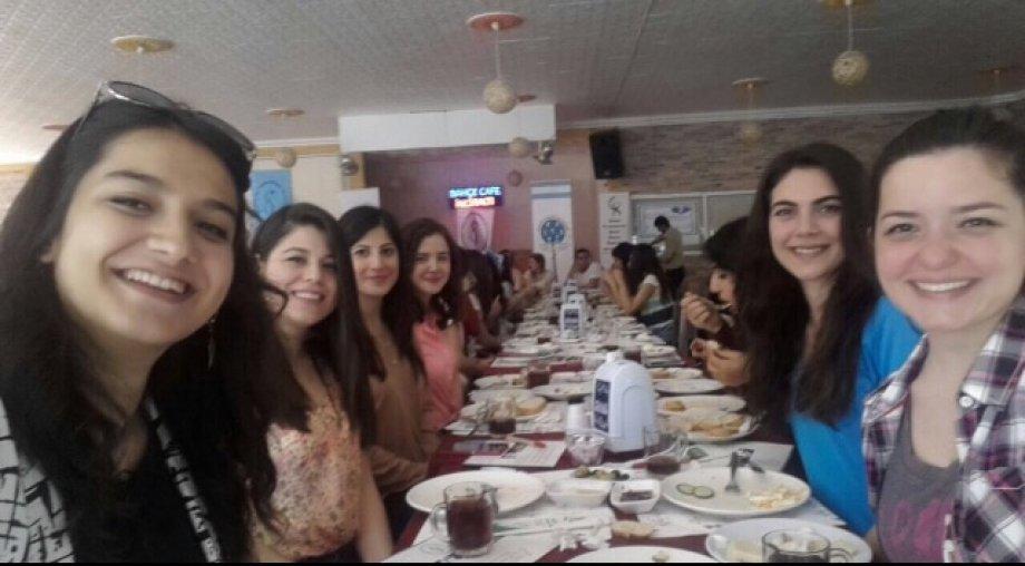 2 Mayıs 2015 İzmir Kahvaltı