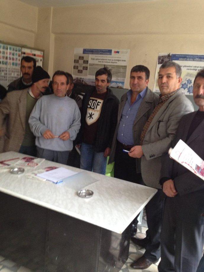 Harmanlı Belediyesi ile Toplu İş Sözleşmesi İmzaladık