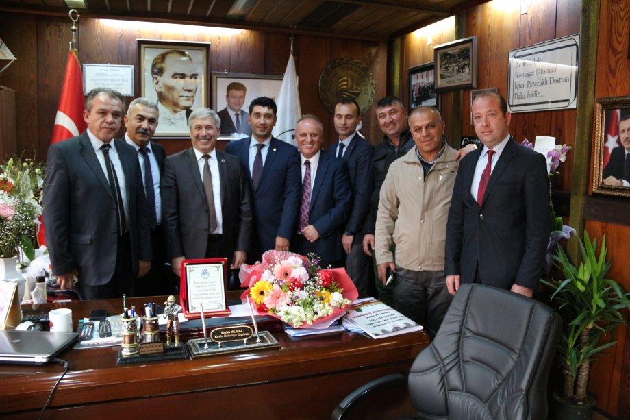 Kozlu Belediyesi ile Toplu İş Sözleşmesi İmzaladık