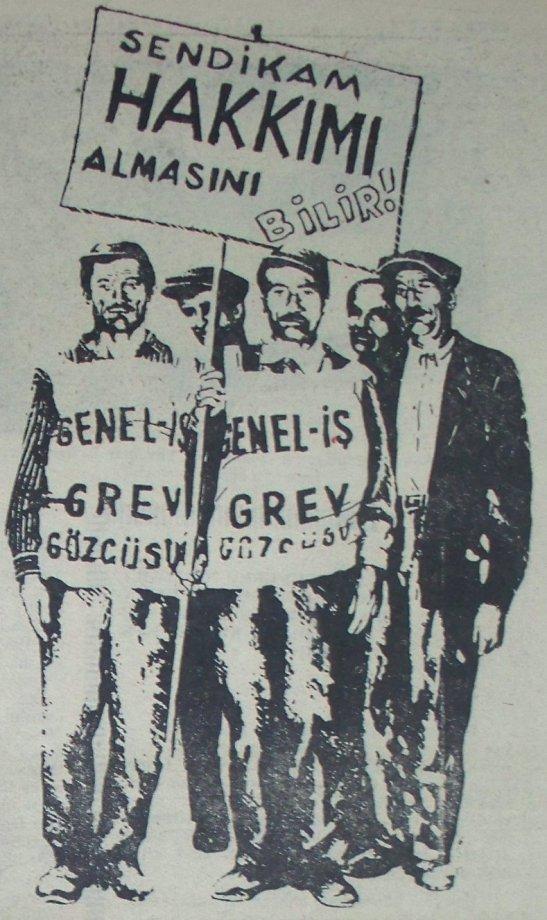 İşçi Sınıfı Mücadelesinde 55 Yıl