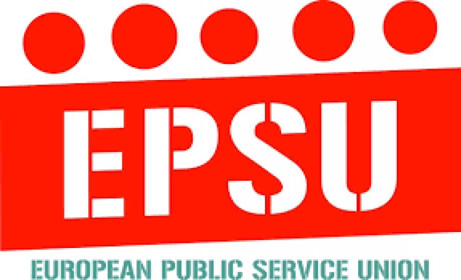 EPSU 1 Mayıs Açıklaması: Dünya İşçileri Birleşin!