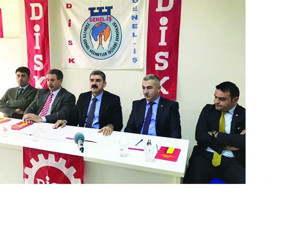 Diyarbakır'dan Seslendik: İşçiler İşlerine Dönsün Hukuksuzluk Son Bulsun!