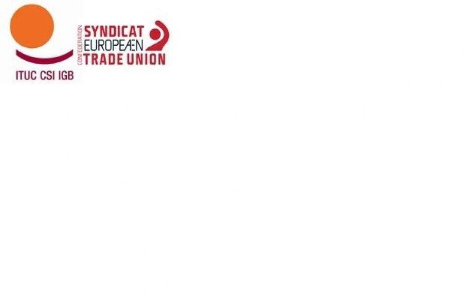 ITUC-ETUC Türkiye Ziyareti ve Sendikalarla Ortak Bildiri