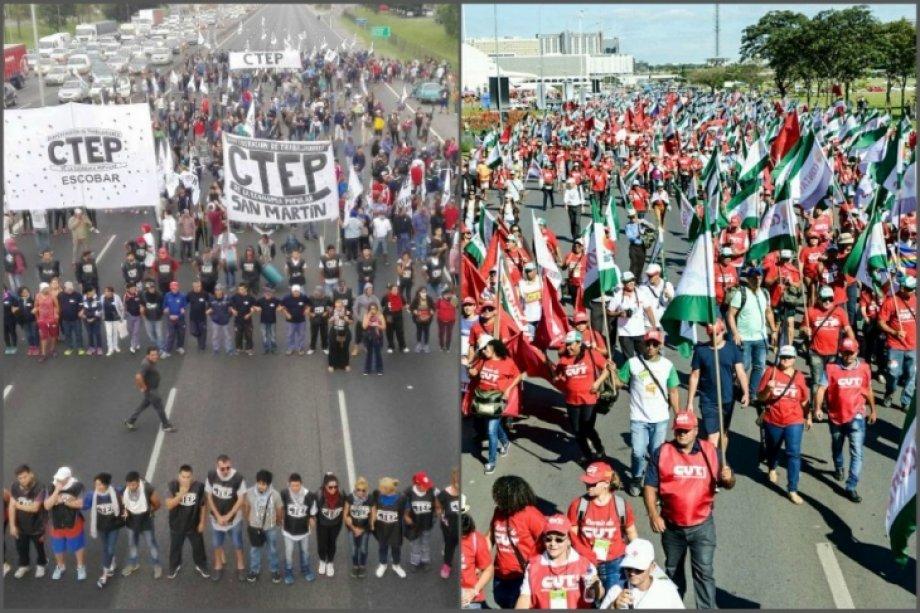 Arjantin ve Brezilya Direnişte