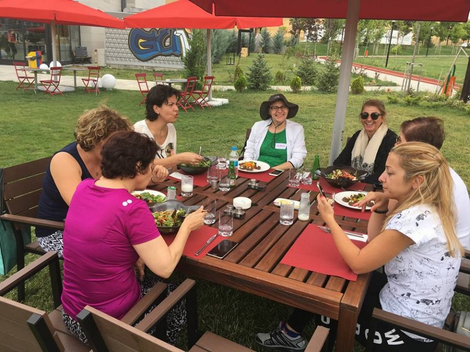4-5-6 Ağustos 2017 Nefesini Yeniden Kazan ANKARA