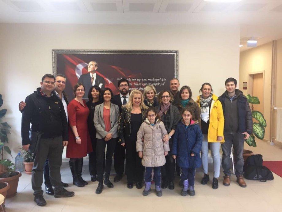 Kick off  Meeting 16-17 March Giresun-Turkey