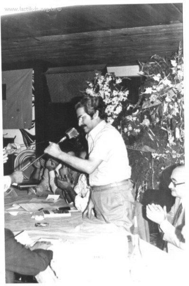 DİSK'in Kurucusu ve Lastik-İş Sendikası'nın Onursal Genel Başkanı Rıza Kuas'ı Anıyoruz