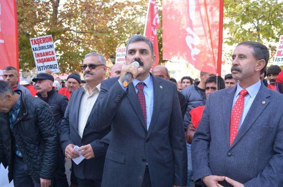 Eskişehir'den Seslendik: Güvenceli Çalışma İnsanca Yaşam İstiyoruz!