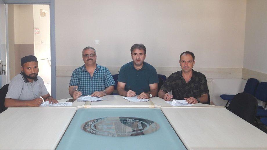 Taşköprü Belediyesi ile Toplu İş Sözleşmesi