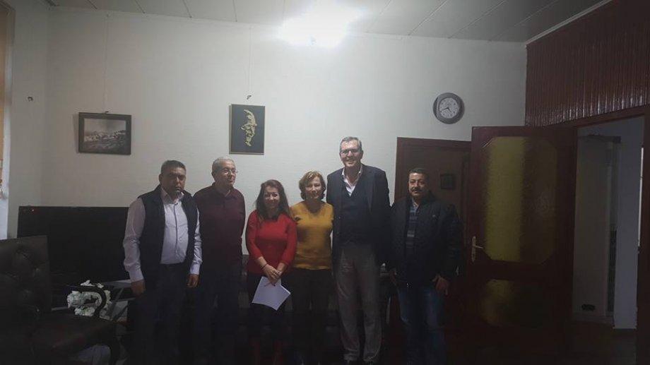 Karaburun Belediyesi'nde İşçilerin Üniversite ve Yüksek Okulda Okuyan Çocukları İçin Her Ay Karşılıksız 450 TL Öğrenim Yardımı