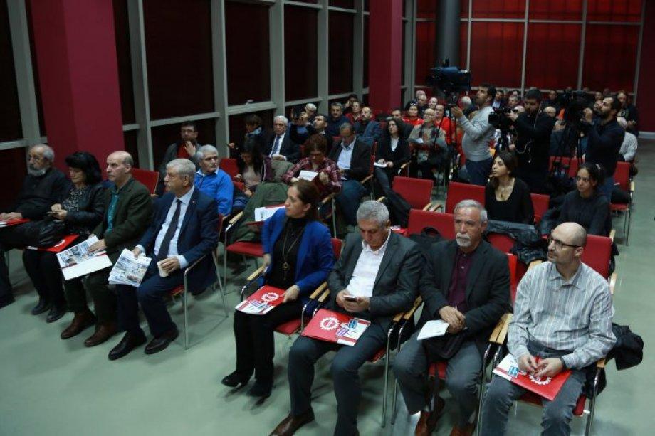 """DİSK """"Türkiye İşçi Sınıfı Gerçeği"""" Saha Araştırmasının Özet Sonuçlarını Açıkladı"""