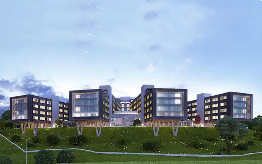 Özyeğin Üniversitesi Yurt Projesi