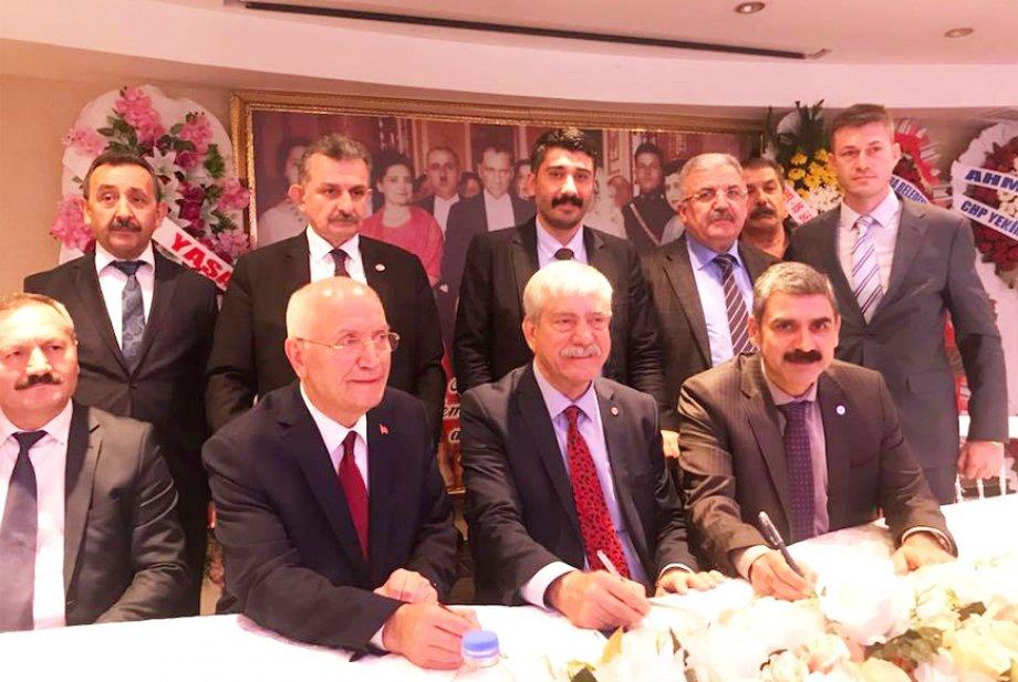 Yenimahalle Belediyesi ile Toplu İş Sözleşmesi İmzaladık