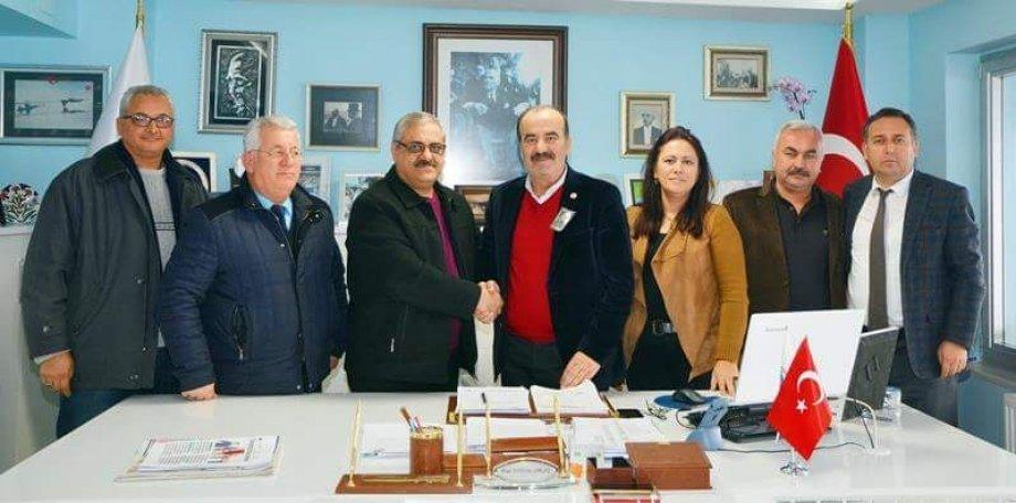 Mudanya Belediyesi ile Toplu İş Sözleşmesi İmzaladık