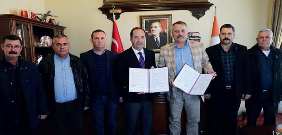 Edirne Belediyesi'nde İş Güçlüğü Primi