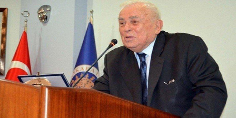 Prof. Dr. Cevat Geray'ı Sonsuzluğa Uğurluyoruz