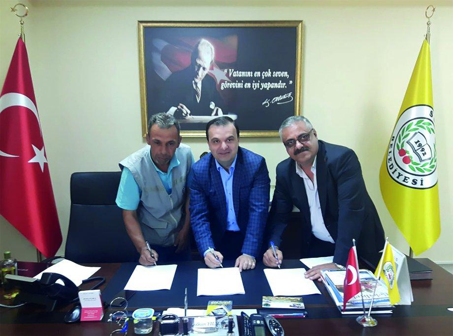 Subaşı Belediyesi ile Toplu İş Sözleşmesi İmzaladık