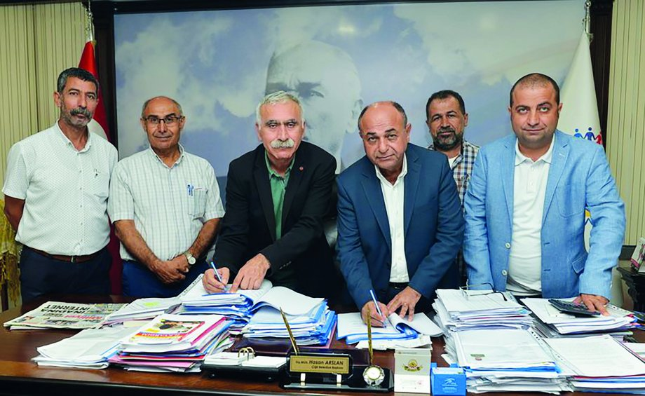 Çiğli Belediyesi'nde Toplu İş Sözleşmesi İmzaladık