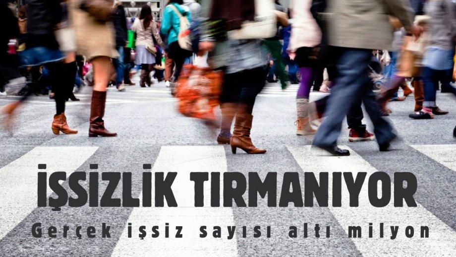 DİSK-AR: İşsizlik Tırmanıyor! İşsizliğe Karşı Güçlü Sosyal Politikalara İhtiyaç Var!