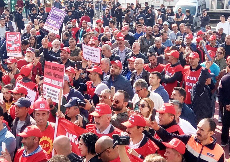Siyasi İktidara İstanbul'dan da Seslendik