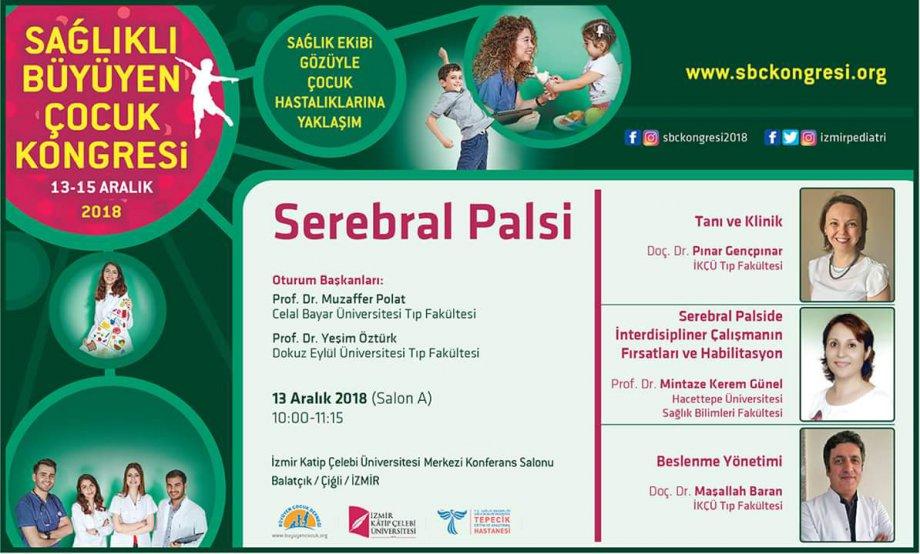 Sağlıklı Büyüyen Çocuk Kongresi (13-15 Aralık 2018)