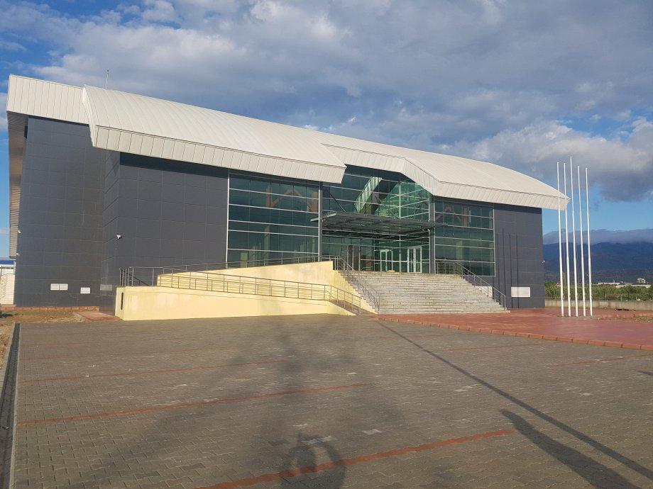 Gençlik Ve Spor Bakanlığı - Aydın Nazilli Kapalı Yüzme Havuzu