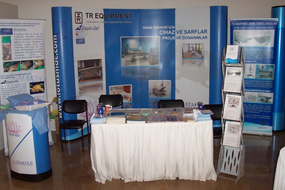 16. MBC Akdeniz Yanık Konseyi Kongresi 31.MART-3.NİSAN.2010 İstanbul