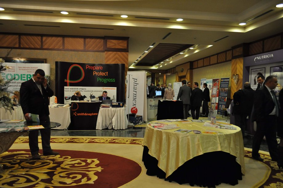 1nci Ulusal Çocuk Yanıkları Kongresi 17-20 Kasım 2011, Antalya