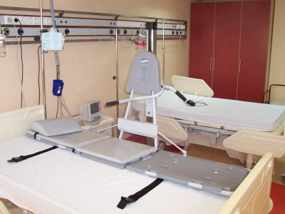 TR 9651 Hasta Taşıma Lifti