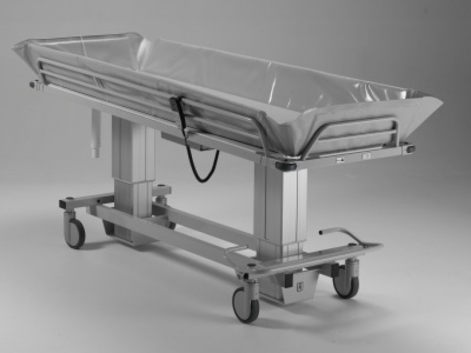TR 4200 Bariatric Shower Trolley
