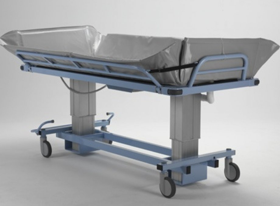 TR 4000 Atlas Bariatric Shower Trolley