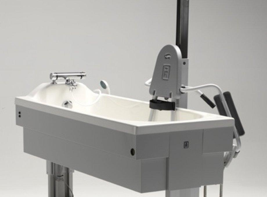 TR 1700 Hi-Lo Bathing System