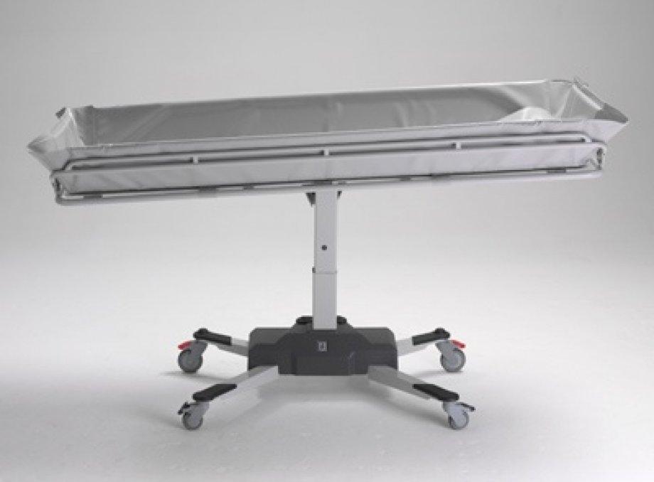 TR 3000 / TR 2000 Shower Trolley