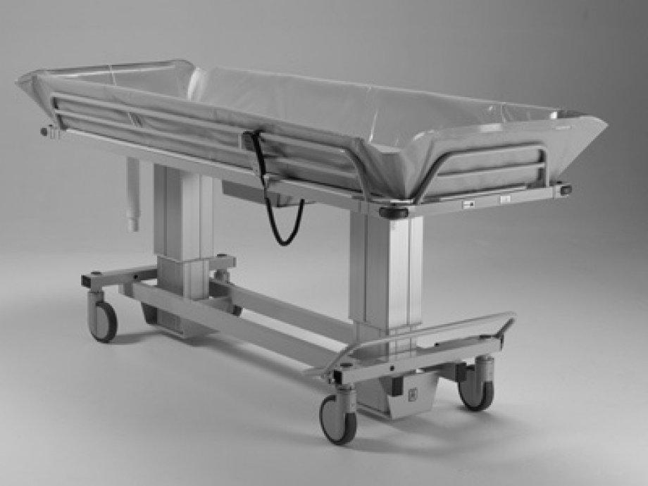 TR 4200 Atlas Junior Bariatric Shower Trolley