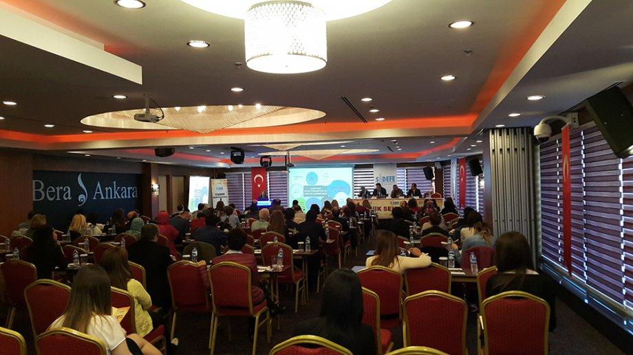 Symposium for Burn Treatment, Ankara / 02.04.2016