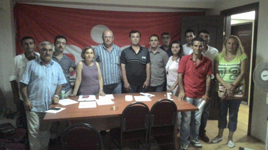 Maltepe Belediyesi Taşeron Şirketlerde Yaklaşık 650 Üye Kaydı Gerçekleştirdik