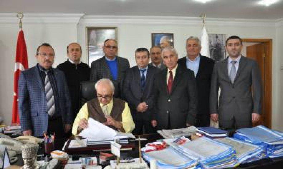 Hacıbektaş Belediyesi Toplu Sözleşmesinde İşçilere Ucuz Sosyal Konut ve Arsa Tahsisi