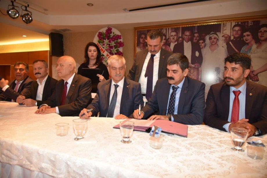 Yenimahalle Belediyesi Ye-pa Şirketi İle Toplu Sözleşme İmzaladık