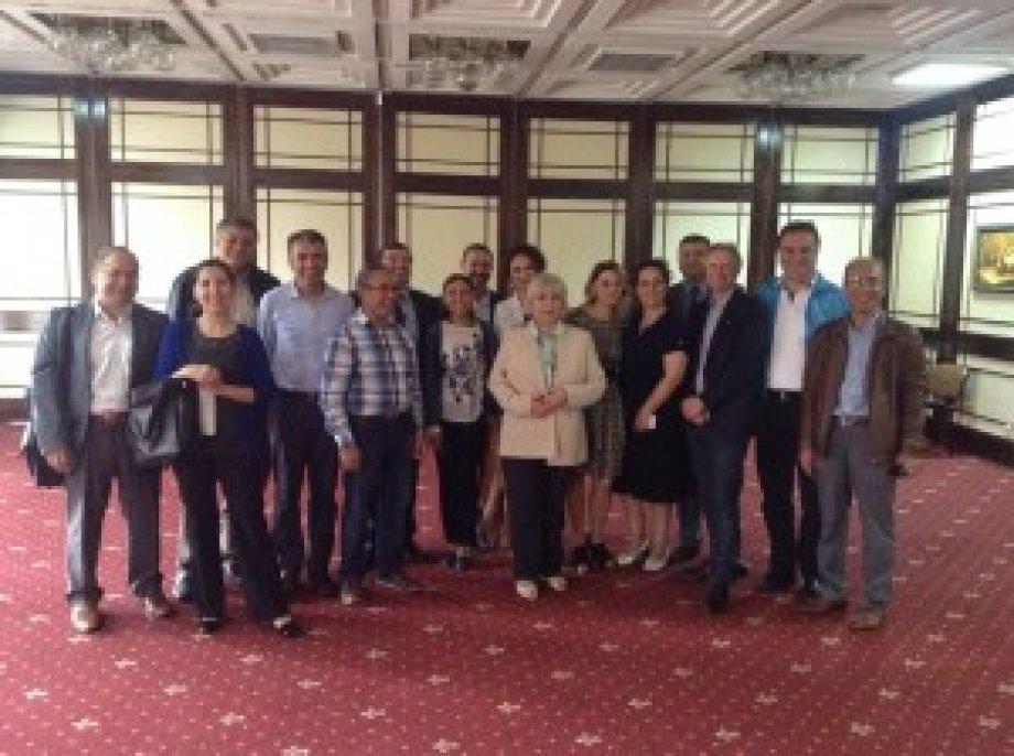 Sendikamız EPSU Güney – Doğu Avrupa Bölge Toplantısı'na Katıldı