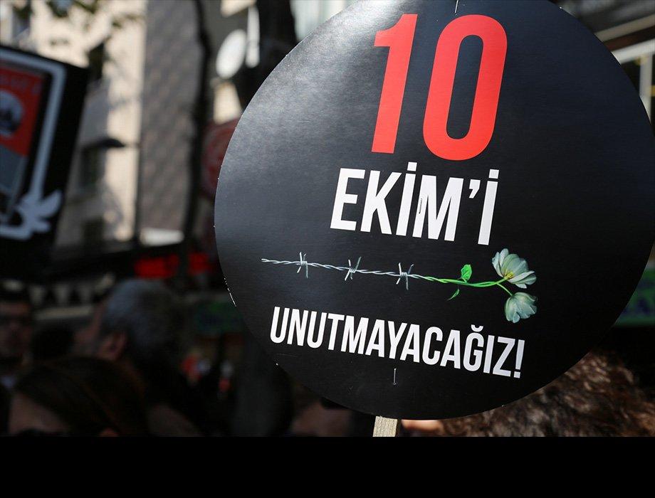 10 Ekim Katliamı Davasının Takipçisiyiz