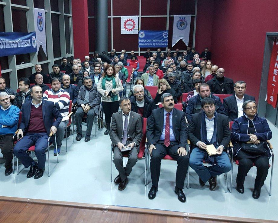 İstanbul Şubeleri Eğitimde Buluştu