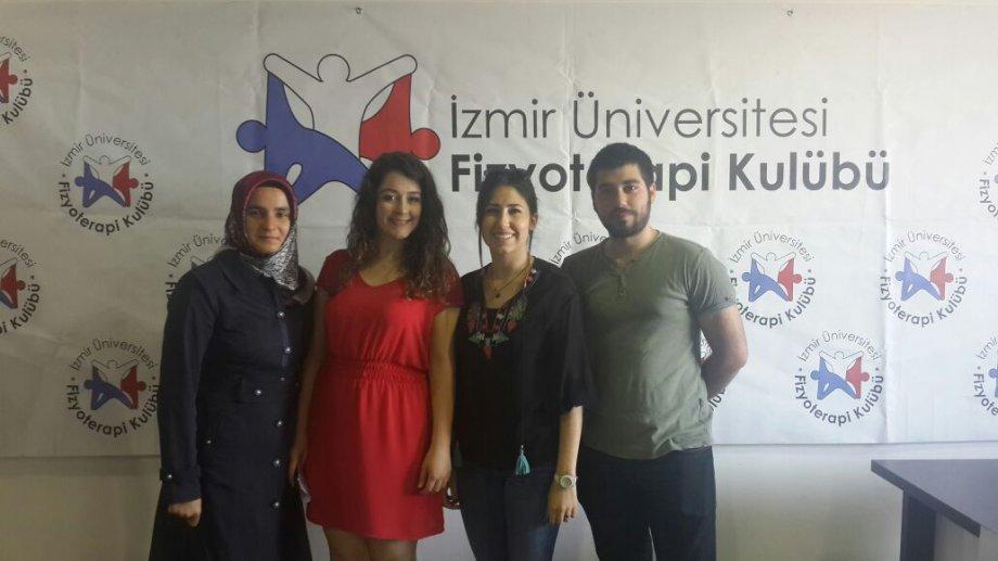 15 Mayıs 2015 İzmir Üniversitesi Kariyer Günleri
