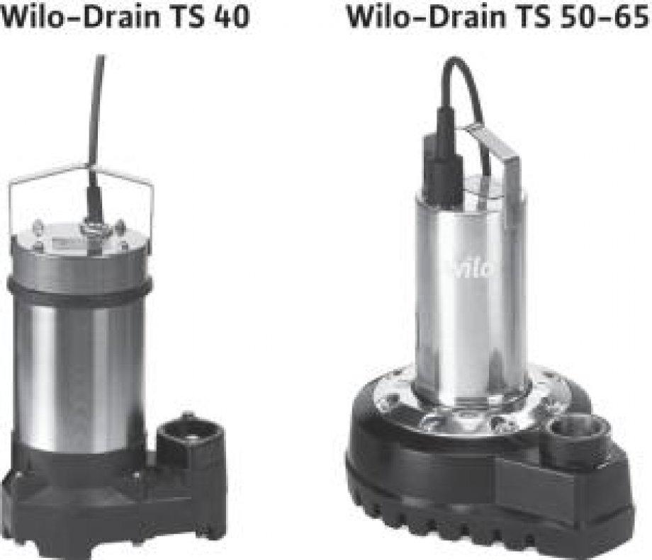 Wilo-Drain TS 40-65